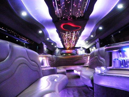 Bachelor Party Limo Bus